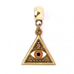 Animales fantásticos Colgante Triangle Eye (latoneado)