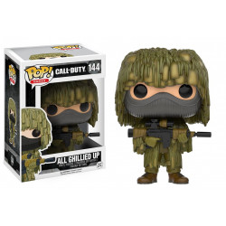 Call of Duty POP! Games Vinyl Figura All Ghillied Up 9 cm