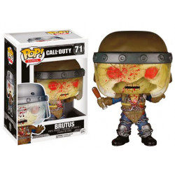 Call of Duty POP! Games Vinyl Figura Brutus (Zombie) 9 cm