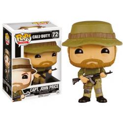 Call of Duty POP! Games Vinyl Figura Capt. John Price 9 cm