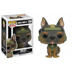 Call of Duty POP! Games Vinyl Figura Riley 8 cm