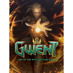 The Witcher Artbook The Art of the Witcher: Gwent Gallery Collection