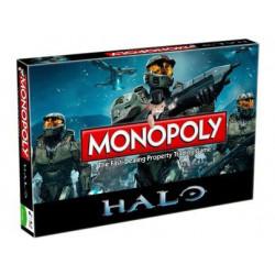 Halo Juego de Mesa Monopoly *Edición inglés*