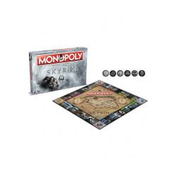 The Elder Scrolls V Skyrim  Board Game Monopoly *English Version*