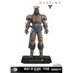 Destiny Color Tops Action Figure Titan (Vault of Glass) 18 cm
