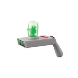 Rick y Morty Vinyl Toy Réplica con luz y sonido Portal Gun