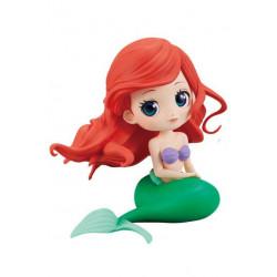 Disney Minifigura Q Posket Ariel A Normal Color Version 14 cm