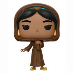 Aladdin POP! Vinyl Figuras Jasmine in Disguise 9 cm