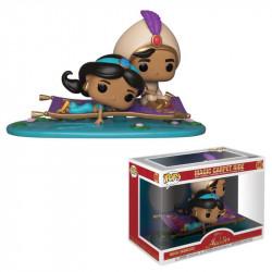Aladdin Pack de 2 POP! Movie Moments Vinyl Cabezón Magic Carpet Ride 9 cm