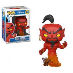 Aladdin POP! Vinyl Figuras Red Jafar As Genie 9 cm