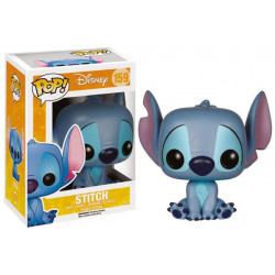 Lilo & Stitch POP! Vinyl Figura Stitch (Seated) 9 cm