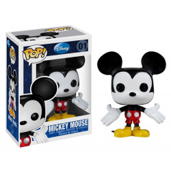 Disney POP! Vinyl Figura Mickey Mouse 9 cm