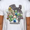LIQUIDACION Camiseta Minecraft Party
