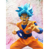 Figura Dragon Ball Super Goku SSJ blue Bampresto Sin caja Importado De Japón
