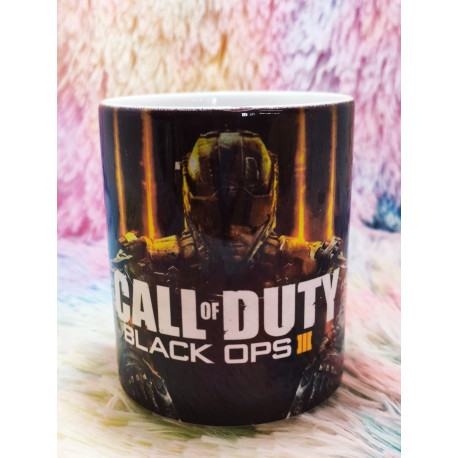 Taza Call Of Duty Black Ops 3