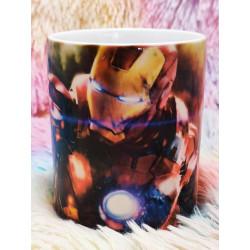 Taza Iron Man