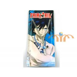 Colgante Fairy Tail cruz de Gray