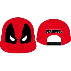 Deadpool Gorra Béisbol - Eyes