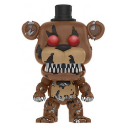 Five Nights at Freddy's POP! Games Vinyl Figura Nightmare Freddy